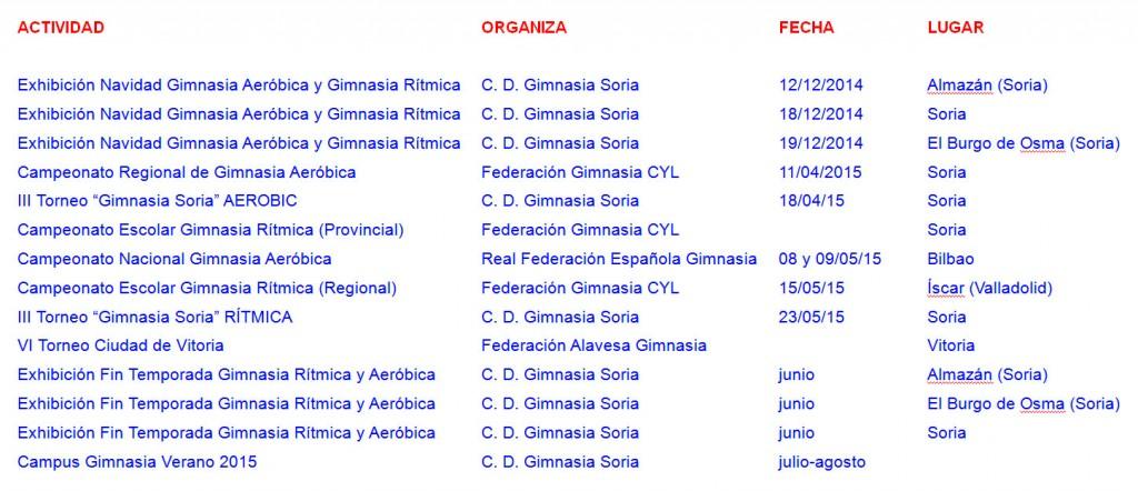 Calendario-Gimnasia-Soria-2014-2015